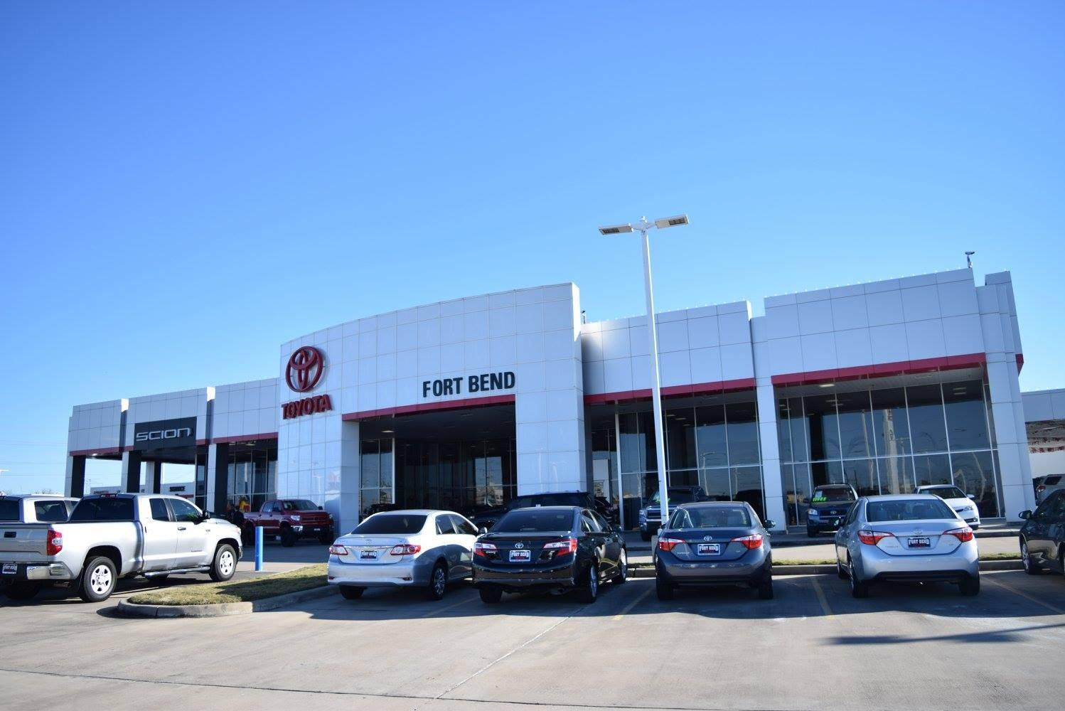 Fort Bend Toyota In Richmond Tx 77469 Chamberofcommerce Com