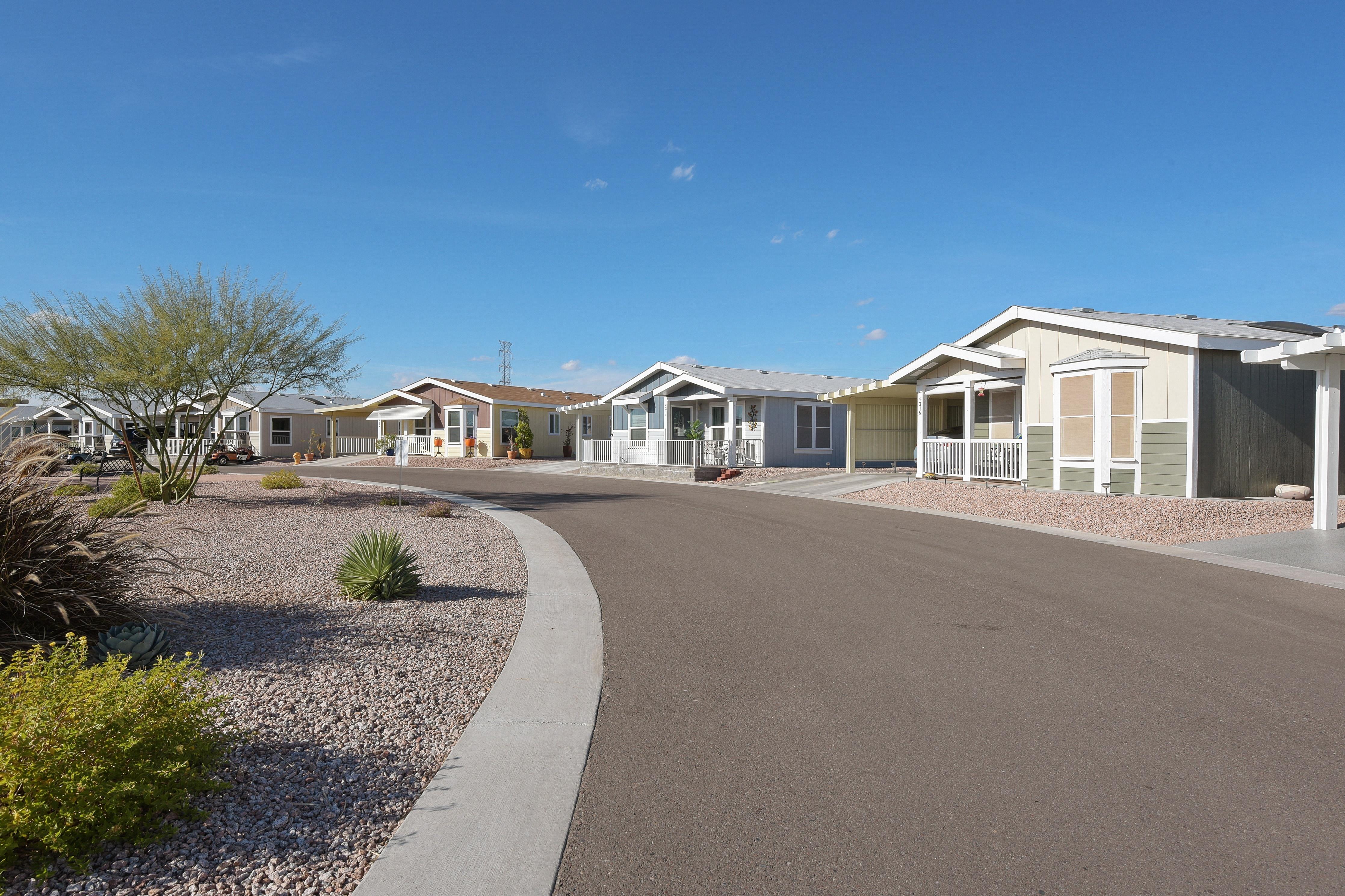 Mobile Home Arizona Rentals