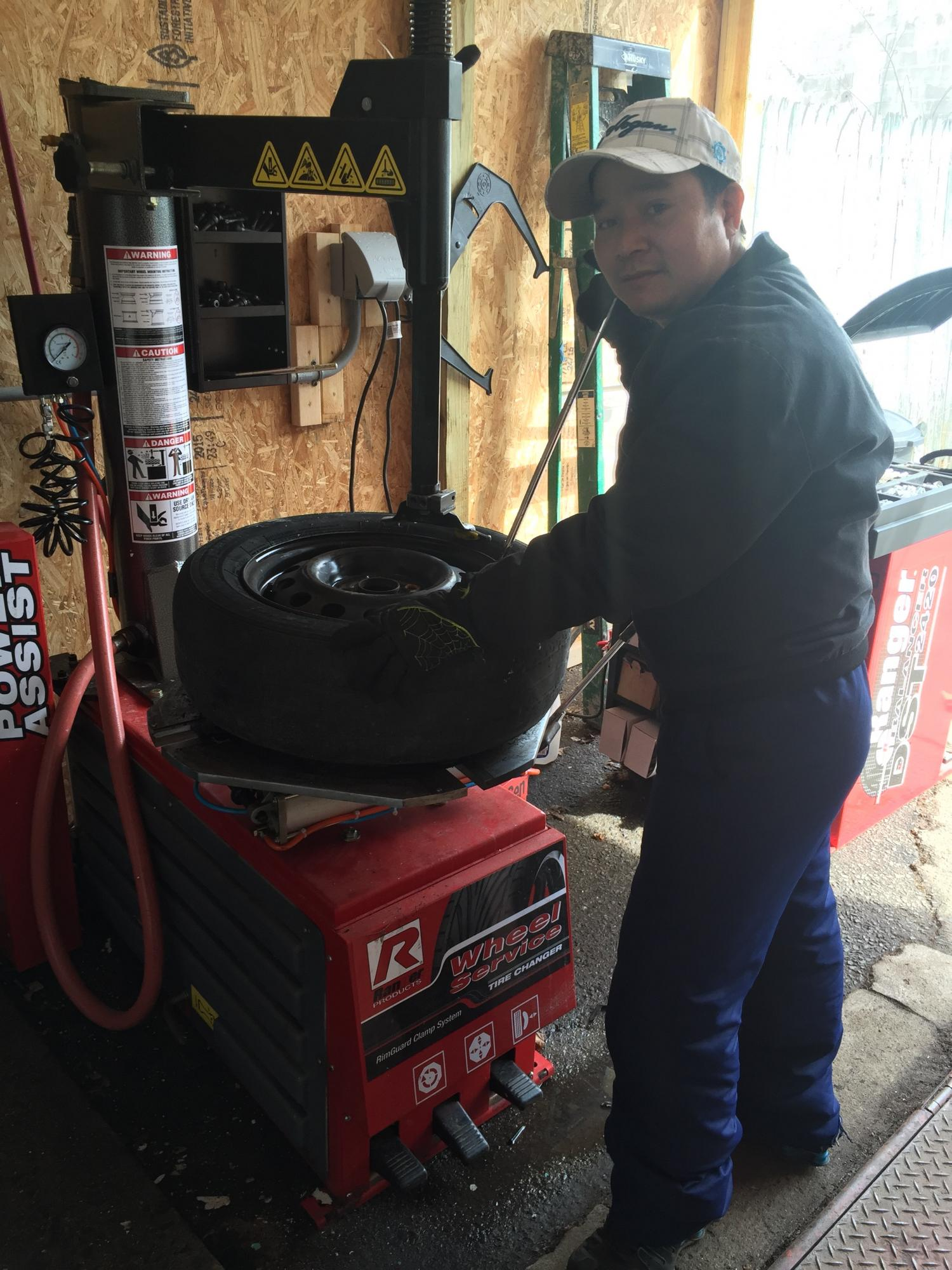 Quality Used Tires And Alloy Wheel Repair Hamden