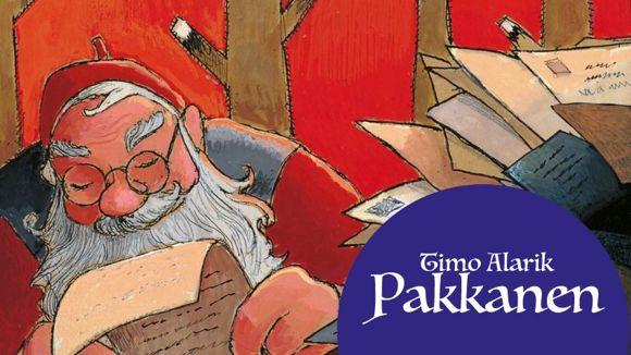 Santa Claus Forever Oy / Timo Alarik Pakkanen