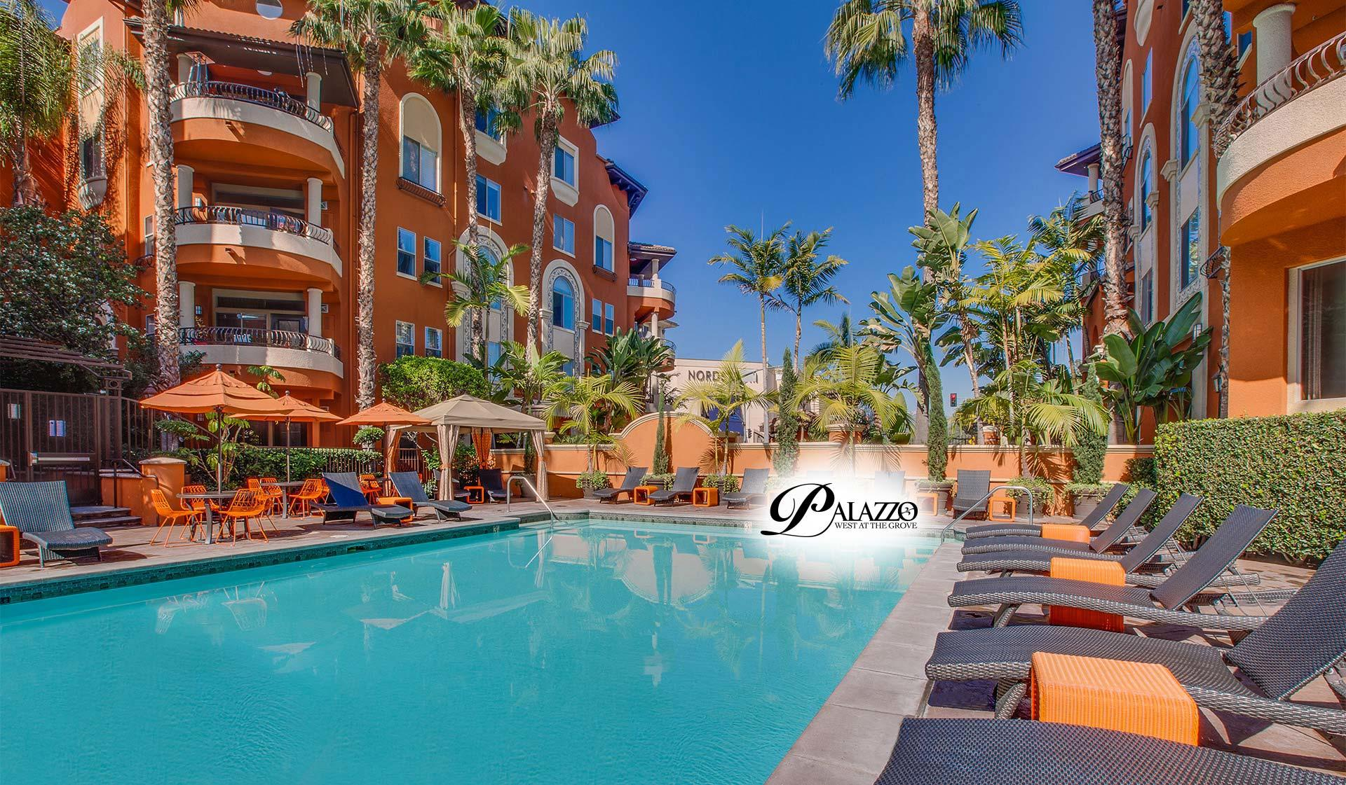 Palazzo East Apartments West Hollywood