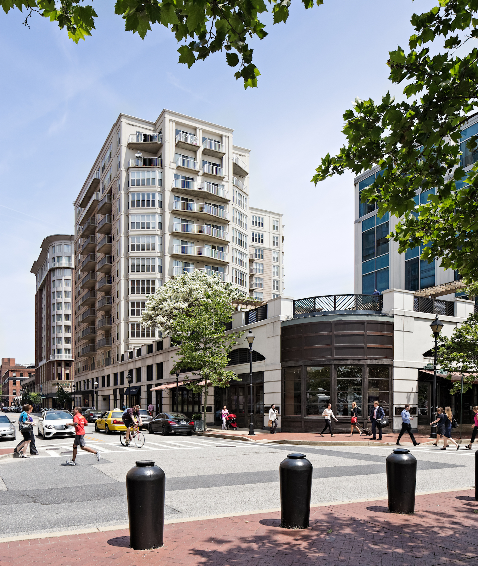 The Promenade Apartments: The Promenade At Harbor East, Baltimore Maryland (MD