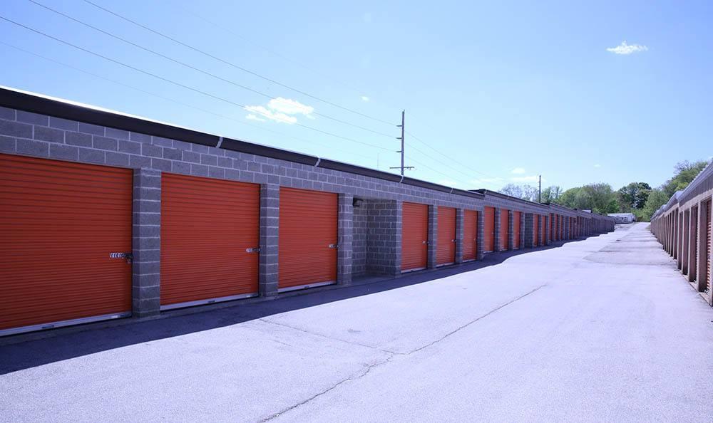 A 1 Locker Rental Self Storage Fenton Missouri Mo