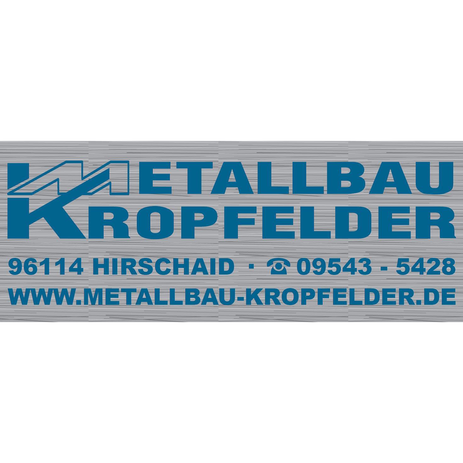 Bild zu Kropfelder Metallbau in Hirschaid