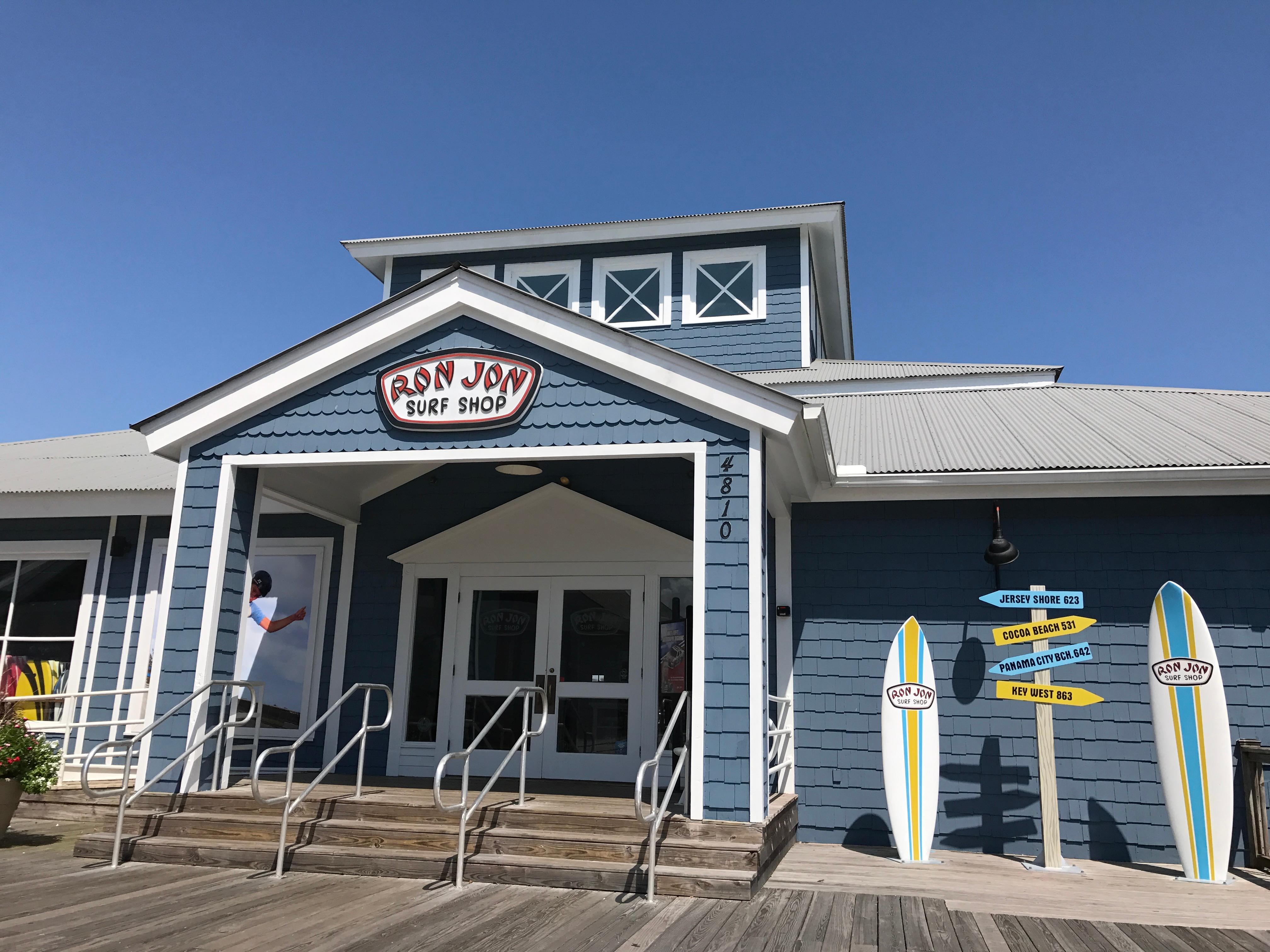 Ron Jon Surf Shop Myrtle Beach Sc