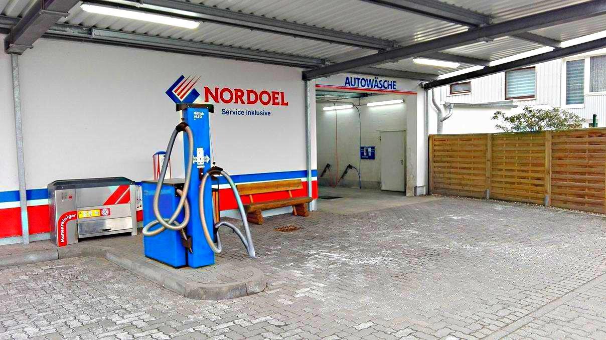NORDOEL Tankstellen Wahlstedt
