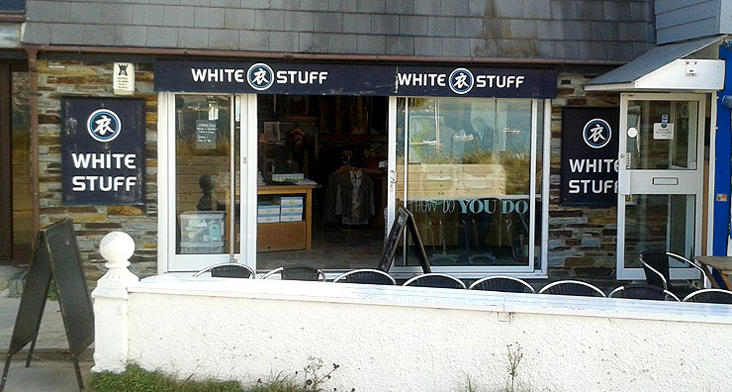 White Stuff Rock