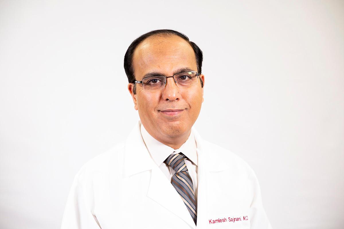 Kamlesh Sajnani, MD
