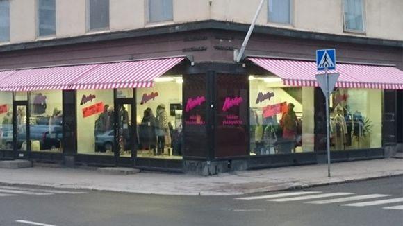 Muotitalo Marilyn Turun myymälä