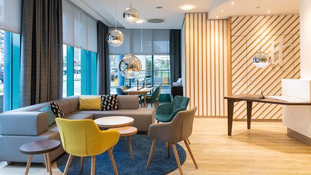 Kundenbild klein 7 Holiday Inn Essen - City Centre
