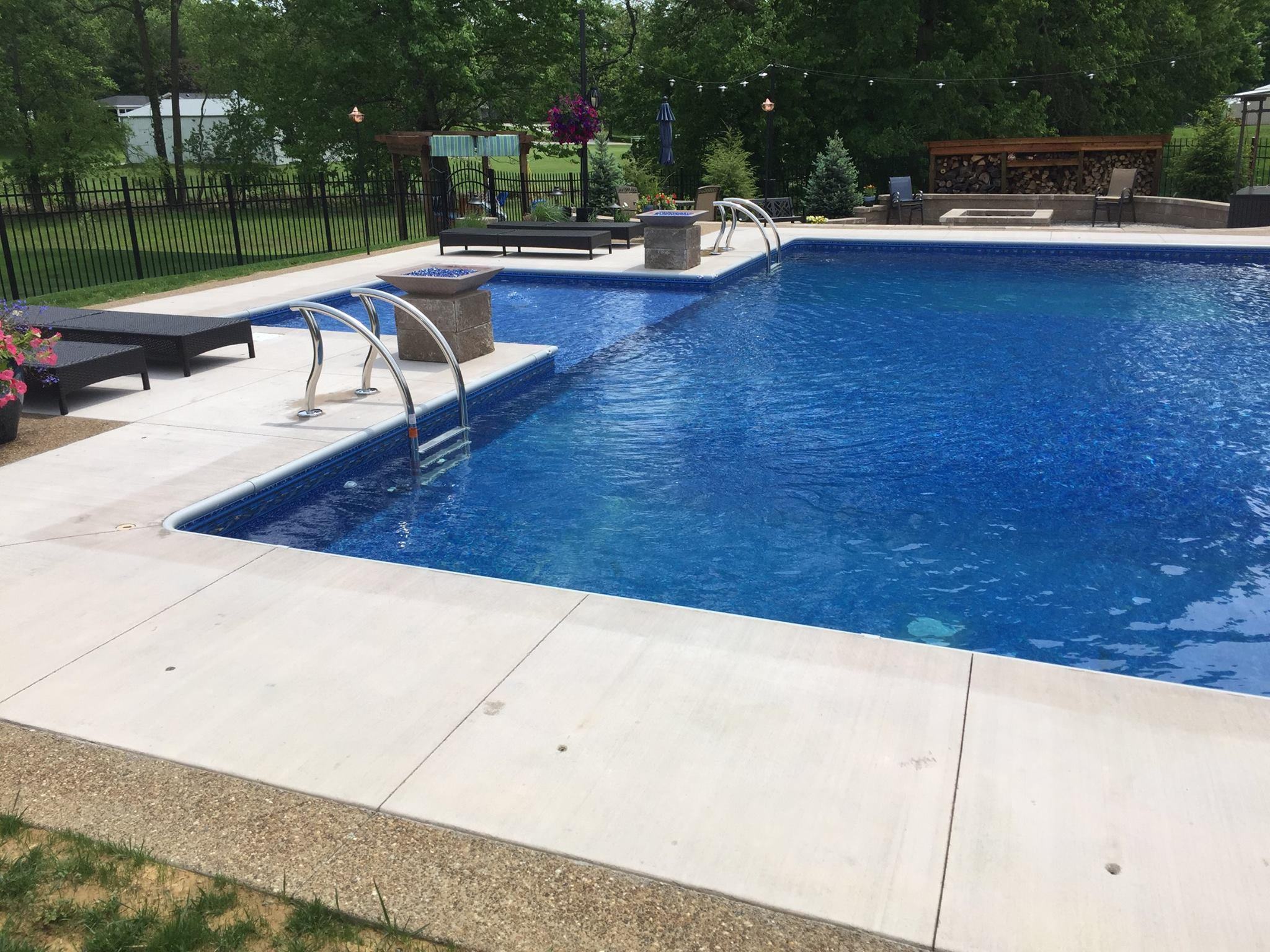 Rpm Construction Pools Evansville Indiana In