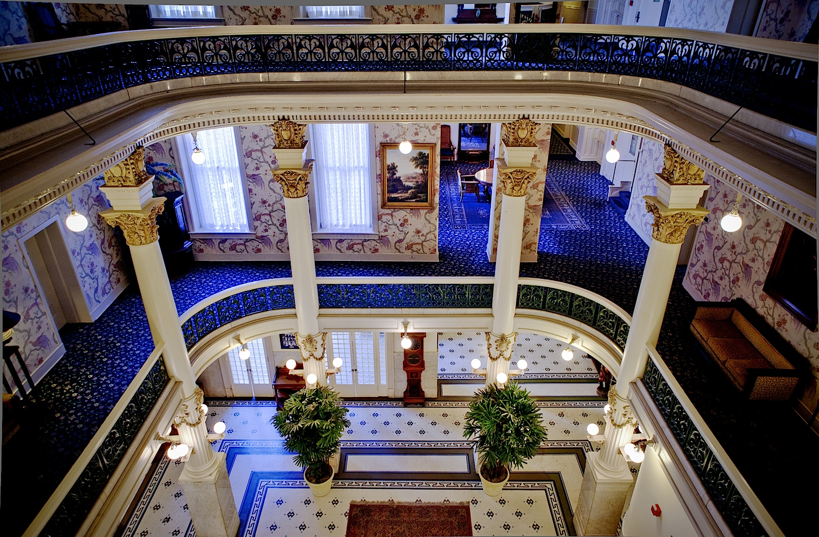 The Menger Hotel In San Antonio Tx Whitepages