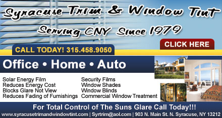 Syracuse Trim & Window Tint image 0