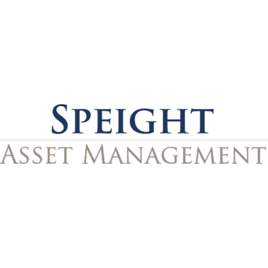Speight Asset Management