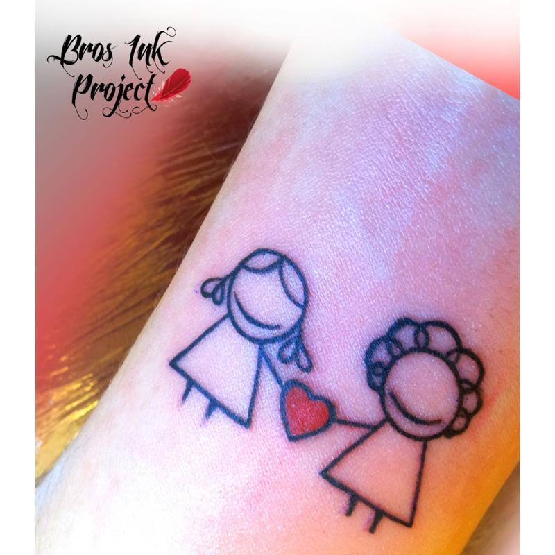 Bros Ink Project Tatuaggi Tattoo Piercing
