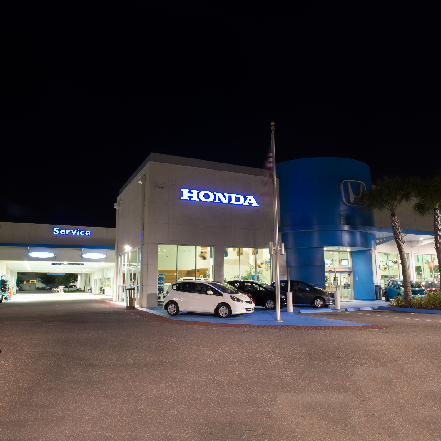 Brandon honda tampa florida fl for Brandon honda service hours