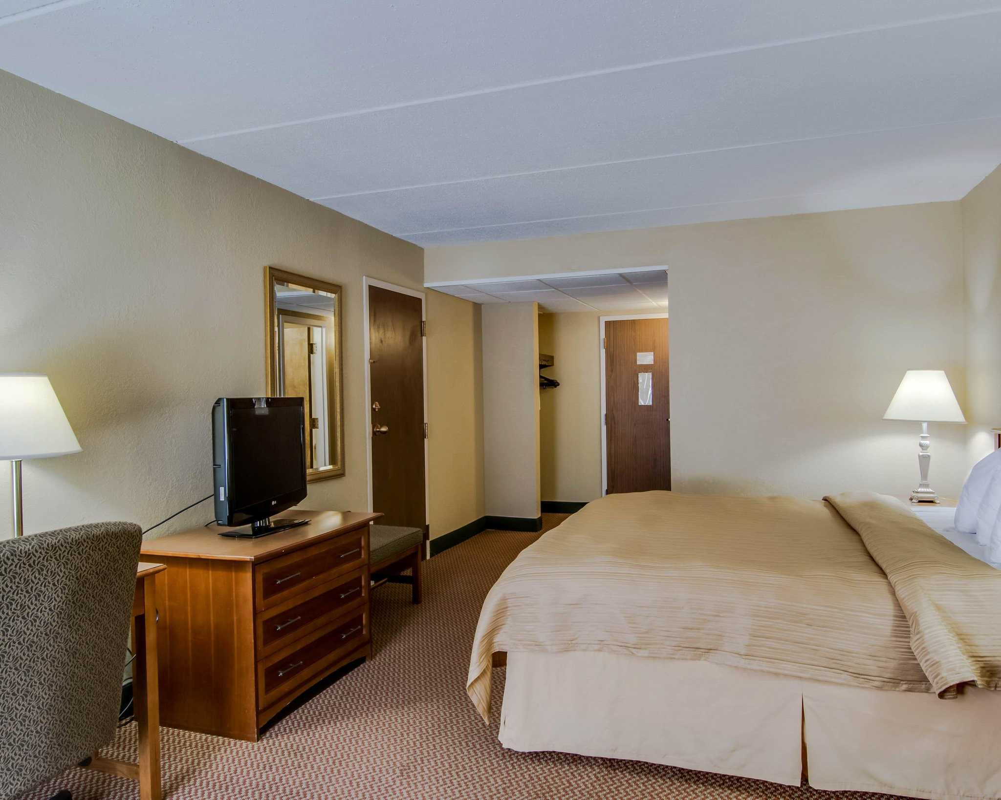 Quality Hotel And Conference Center Bluefield West