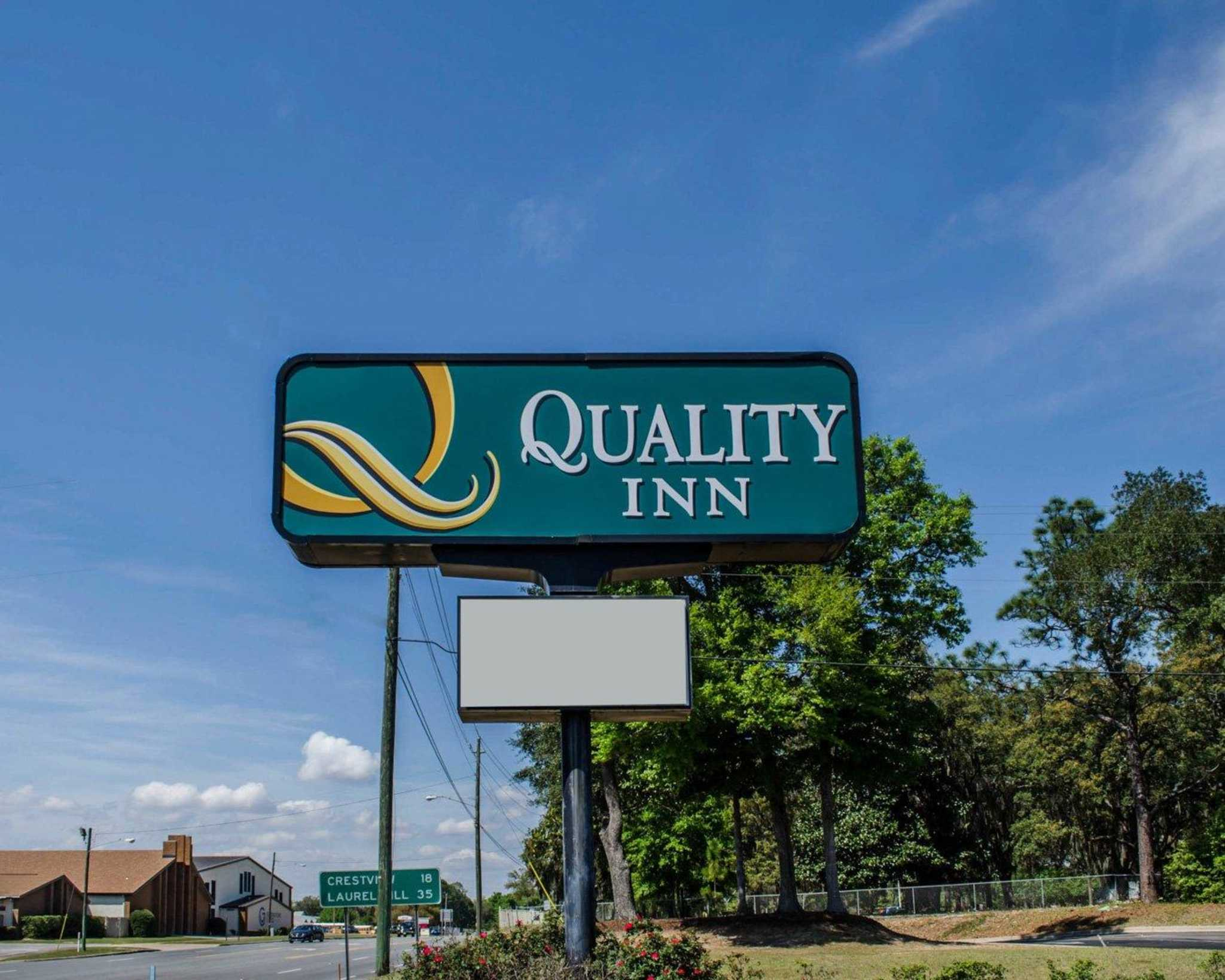 Quality Inn At Eglin Afb Niceville Florida Fl