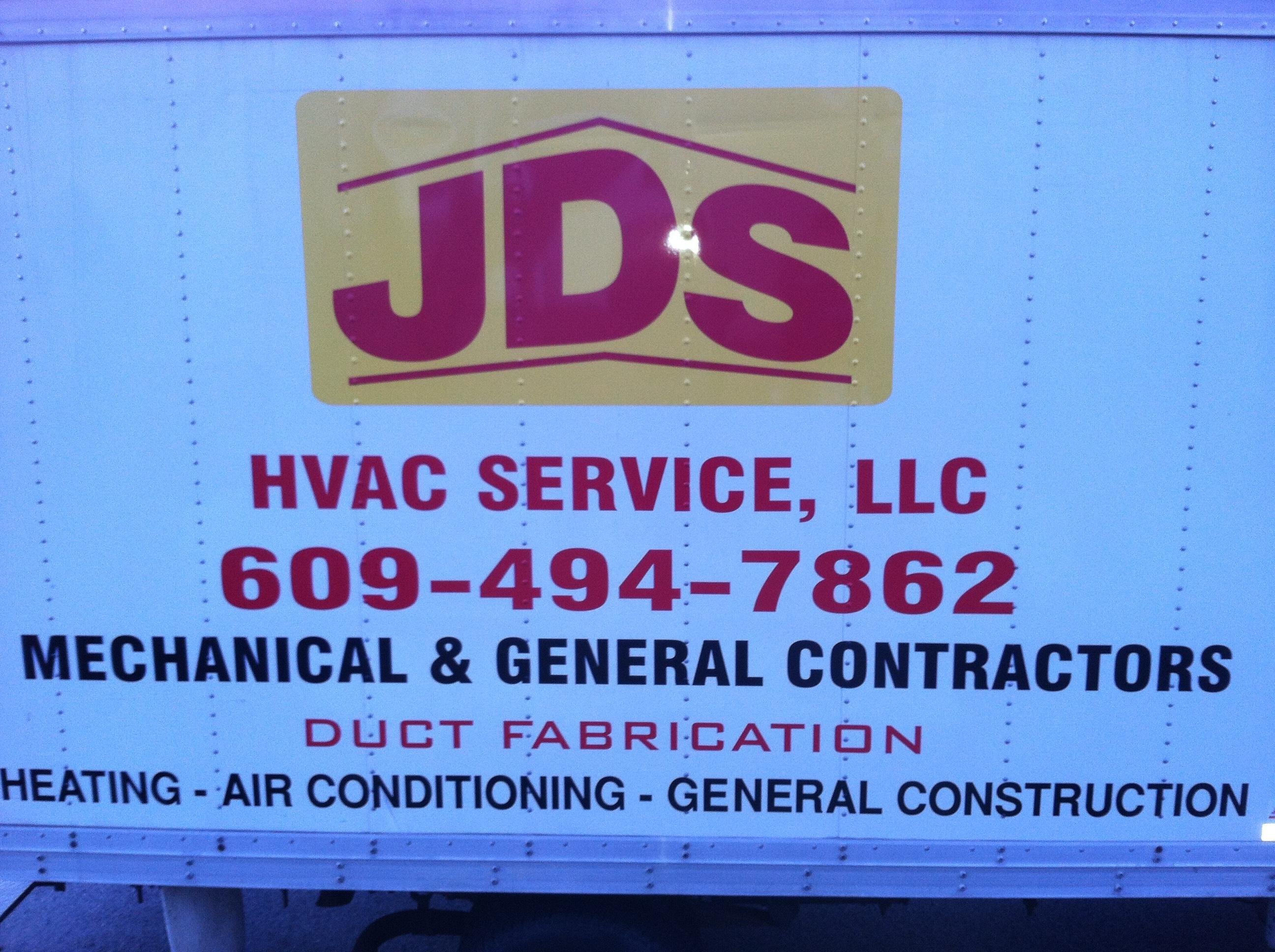 JDS HVAC Service llc