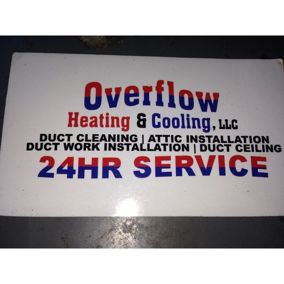 Overflow Heating & Cooling LLC