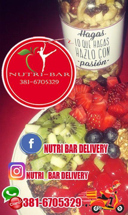 NUTRI BAR DELIVERY