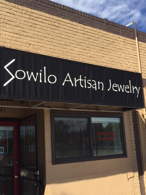 Artisan Jewelry Rings Denver