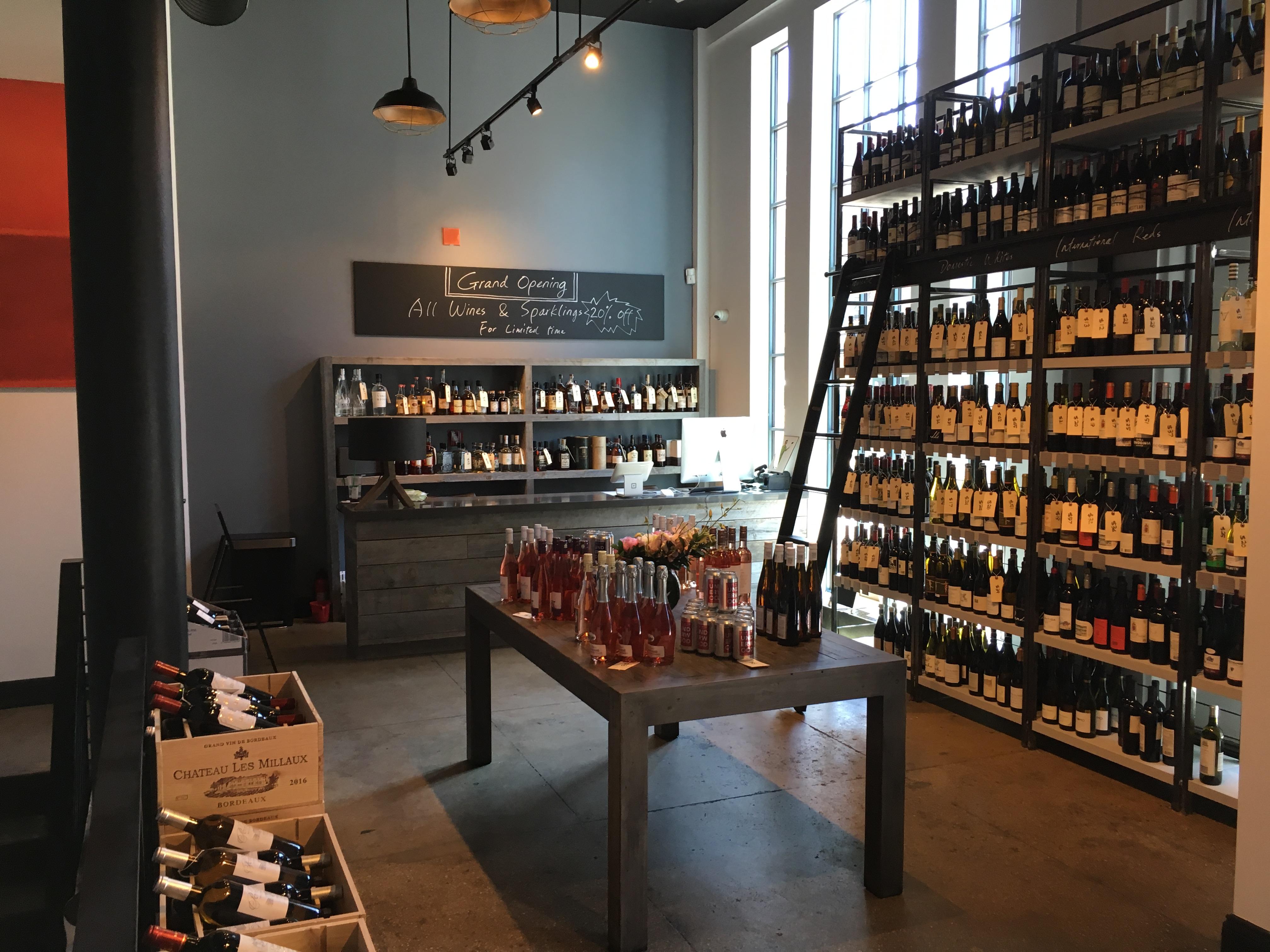 Little West Wine & Spirits
