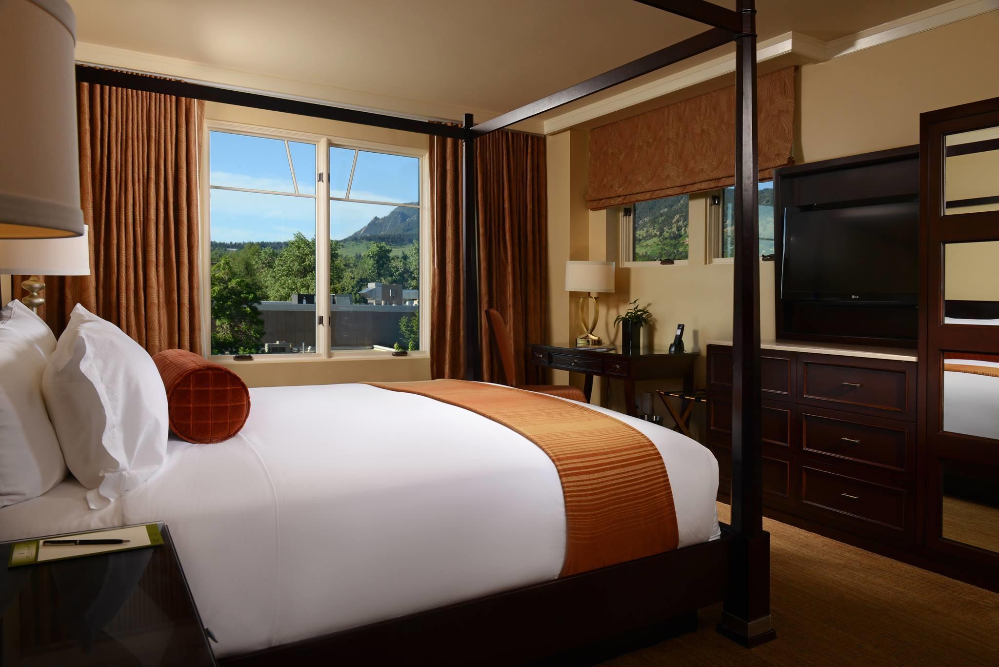 St. Julien Hotel & Spa - Rooms
