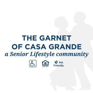 Garnet of Casa Grande