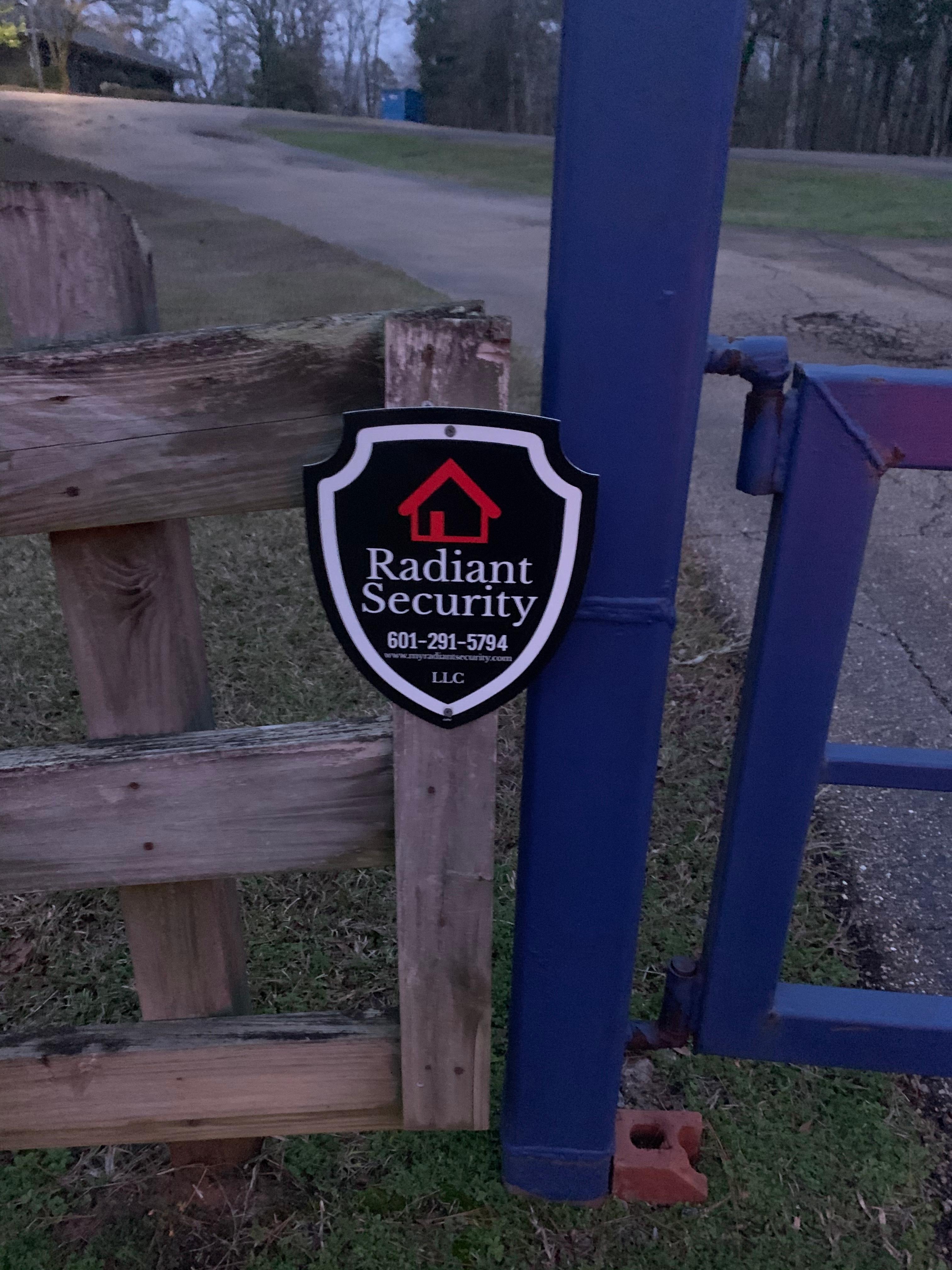 My Radiant Security