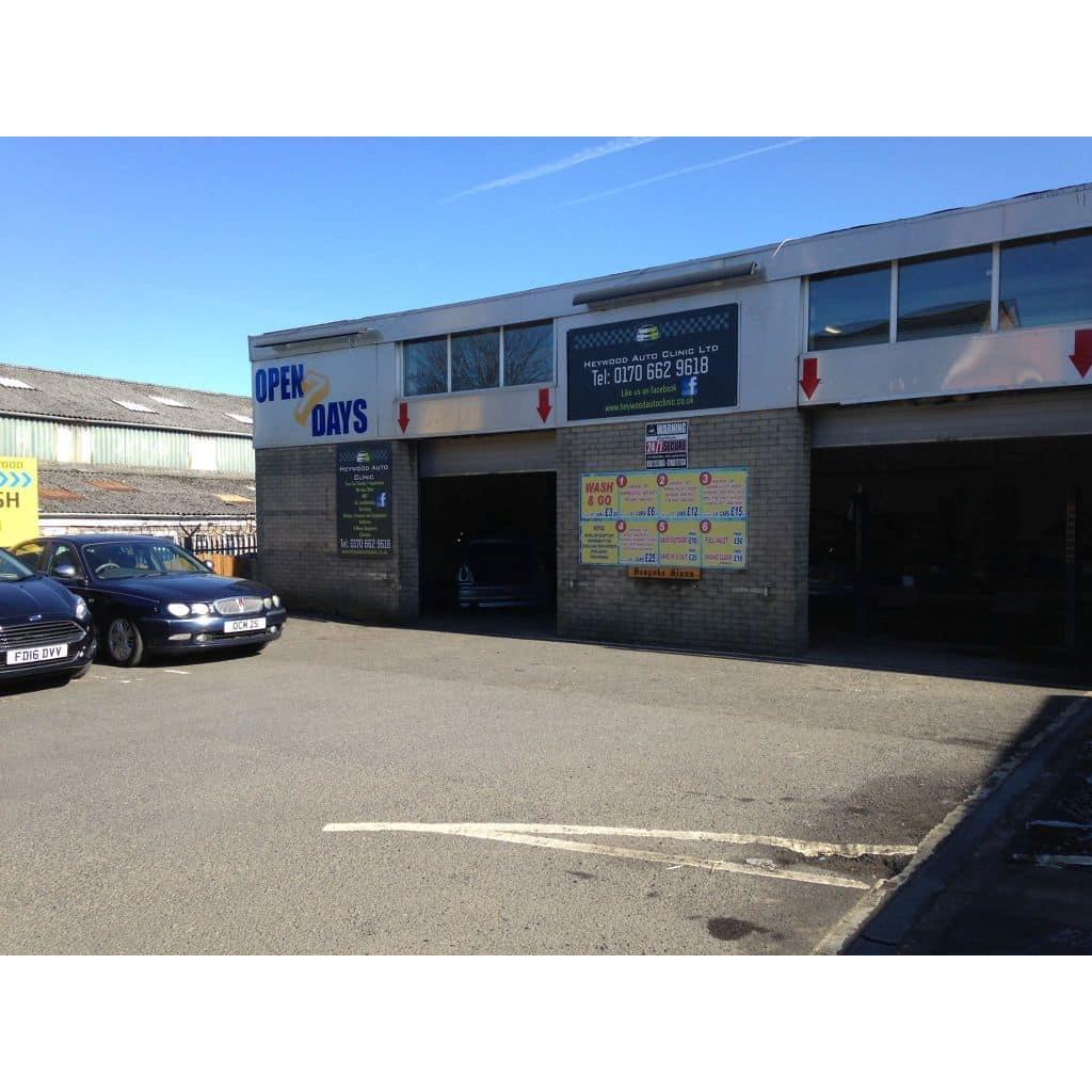 Heywood Auto Clinic Ltd - Heywood, Lancashire OL10 1NL - 01706 629618   ShowMeLocal.com