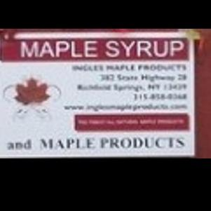 Ingles Maple Products