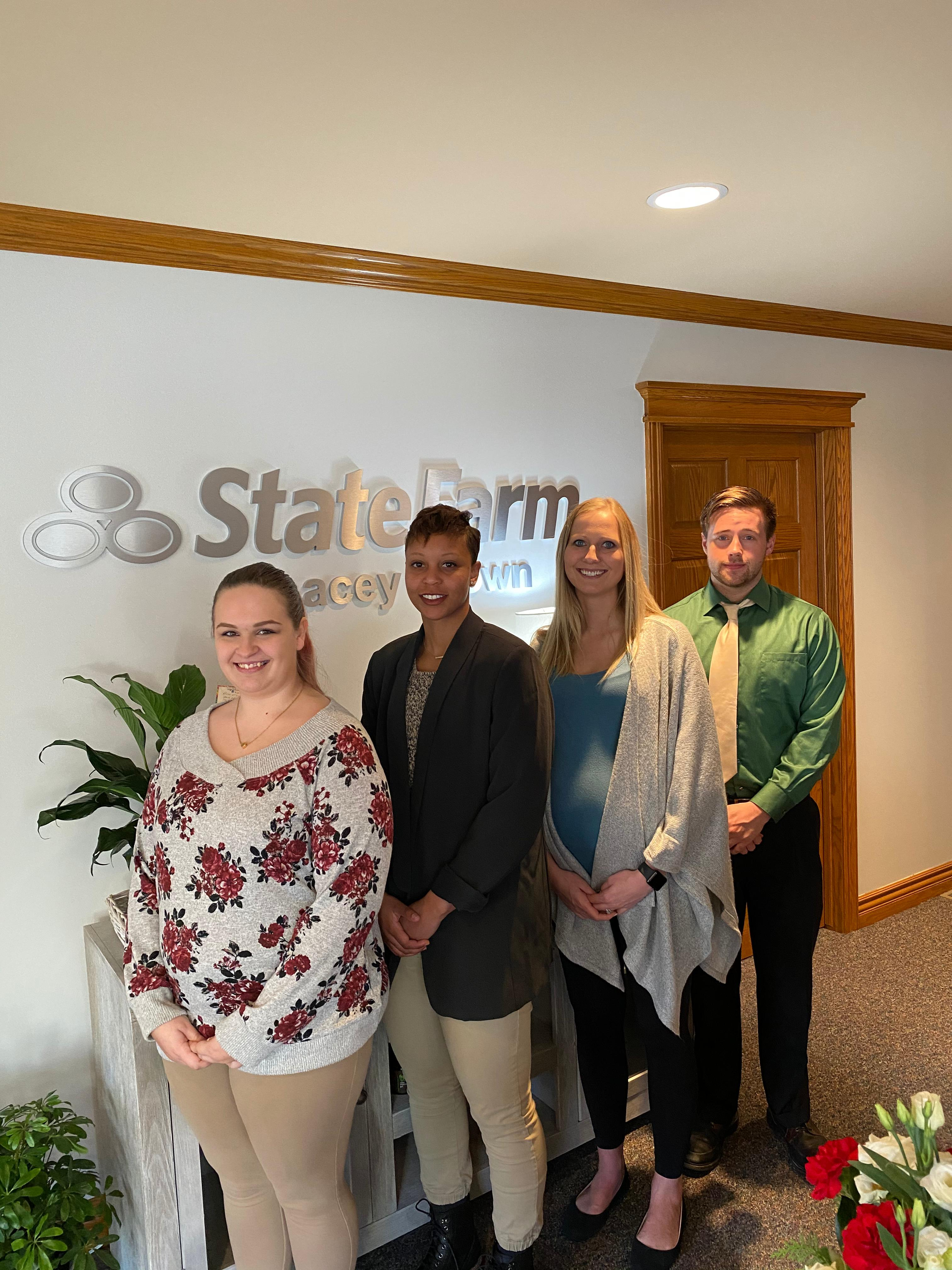 The Lacey Brown Team Lacey Brown - State Farm Insurance Agent Ralston (402)779-8338