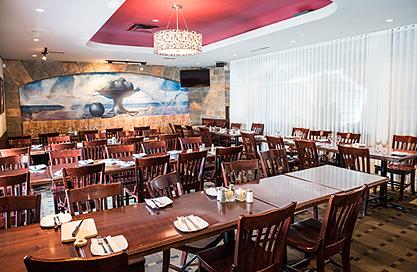 Restaurant Lugano's à Laval