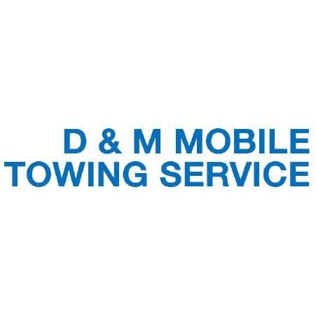 D & M Towing Ltd