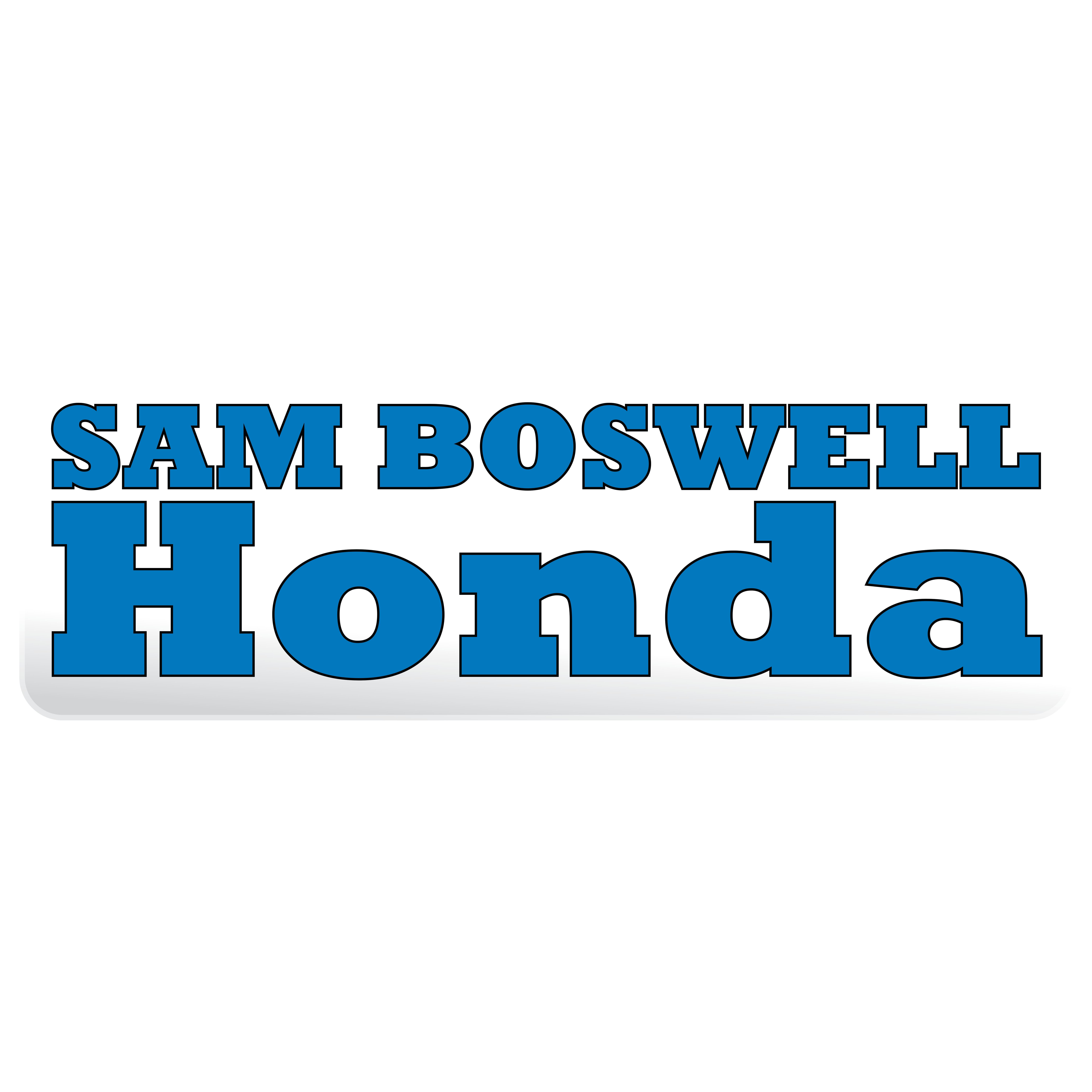 Sam Boswell Honda