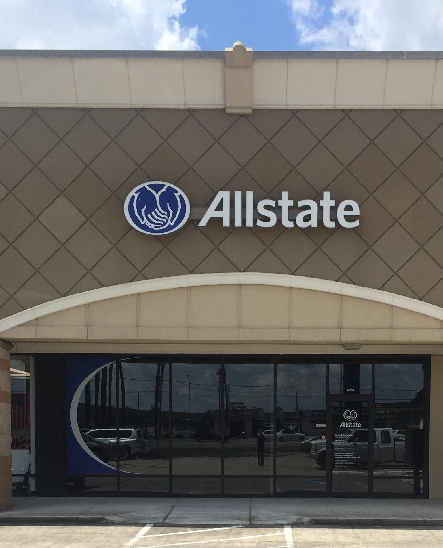 Allstate Insurance Agent: Kenneth Eaves - Spring, TX 77388 - (281)404-0432 | ShowMeLocal.com