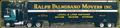 Ralph Palmisano Movers Inc - Syracuse, NY 13212 - (315)422-7303 | ShowMeLocal.com