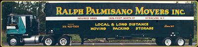 Ralph Palmisano Movers Inc