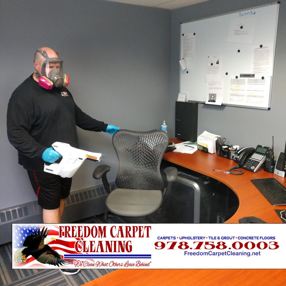 Freedom Carpet Cleaning