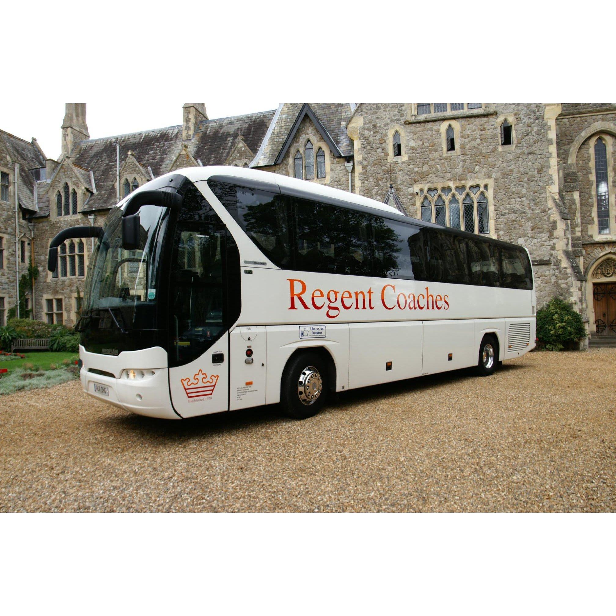 Regent Coaches - Whitstable, Kent CT5 2QJ - 01227 794345   ShowMeLocal.com