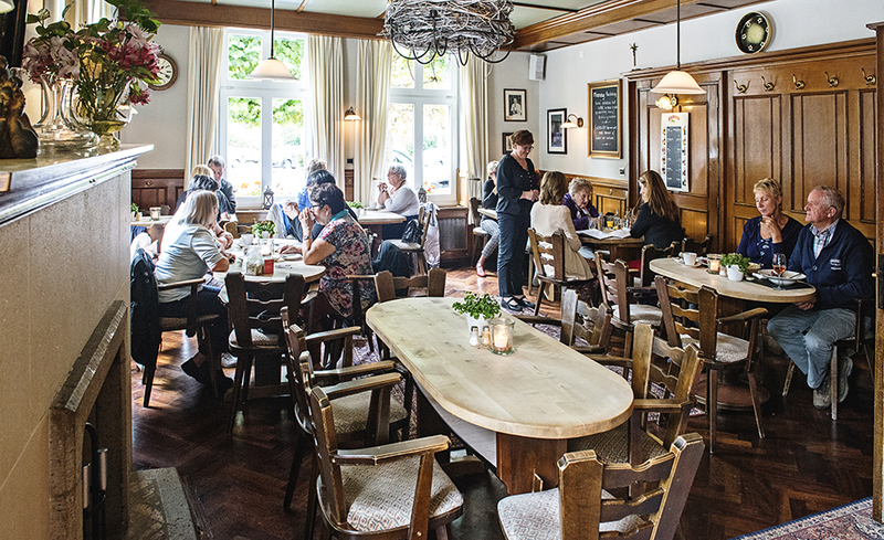 In den Roden Leeuw Van Limburg Restaurant Hotel