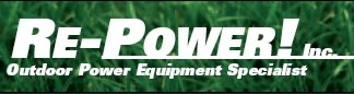 Re-Power! Outdoor Power Equipment