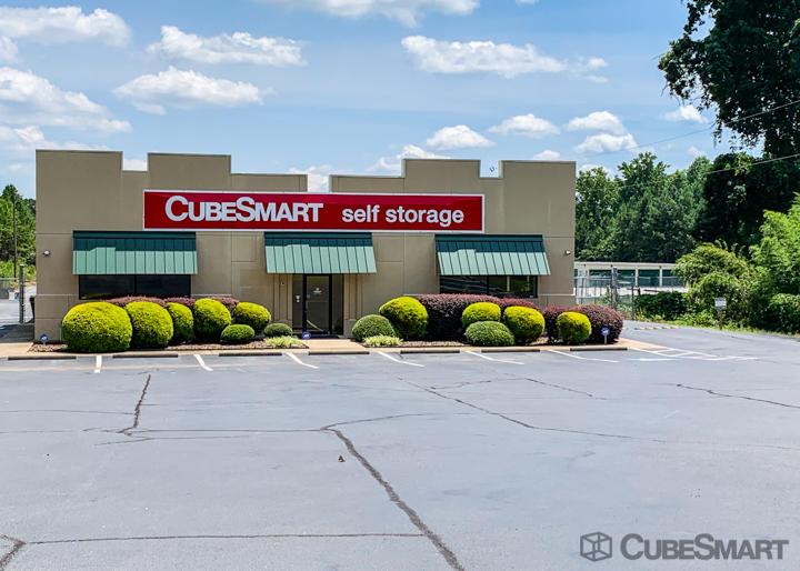 CubeSmart Self Storage - Spartanburg, SC 29301 - (864)576-4576   ShowMeLocal.com