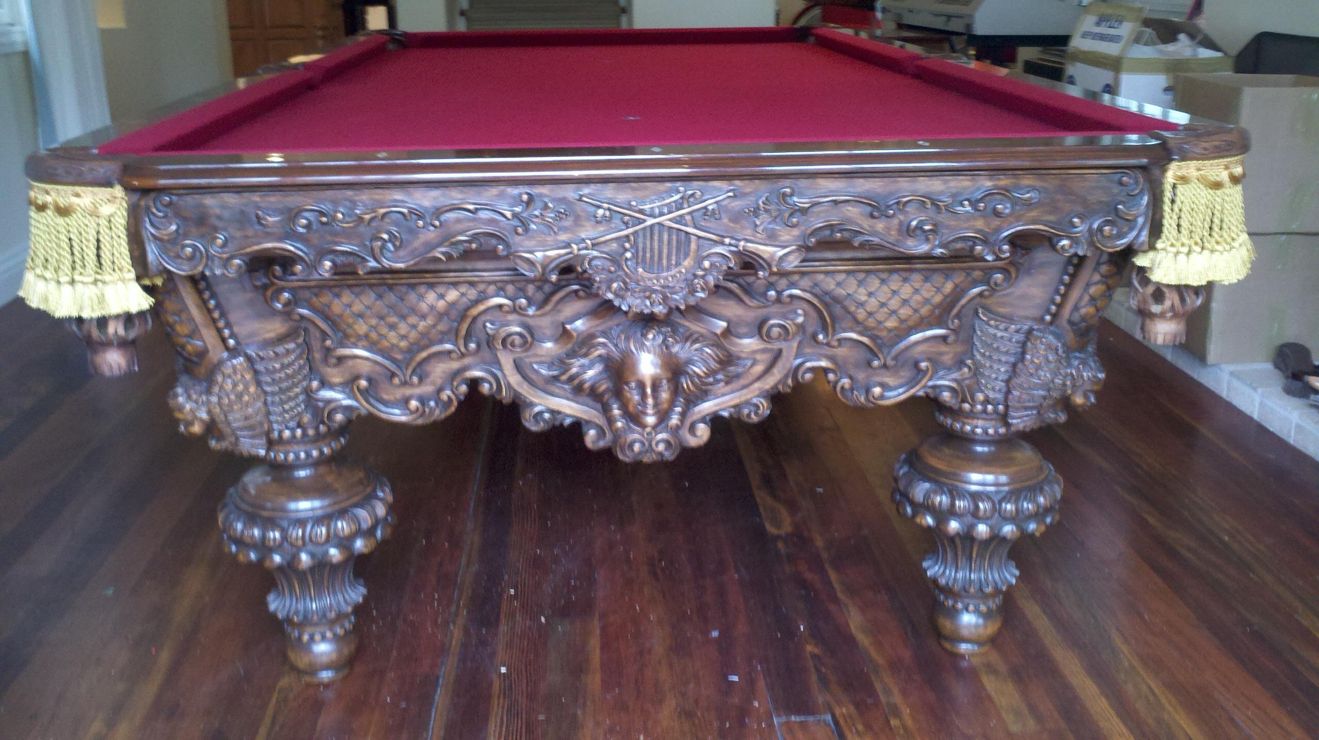 Pool Tables Sale Services Repair In Valley Village Ca