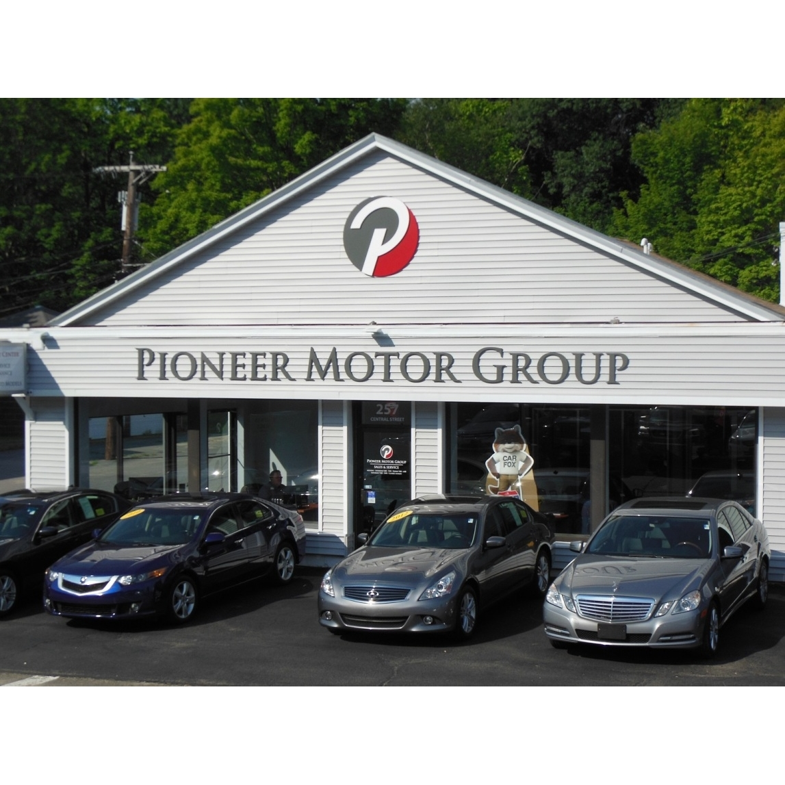 Leominster Used Cars Pioneer