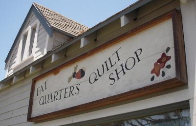 Fat Quarters Quilt Shop