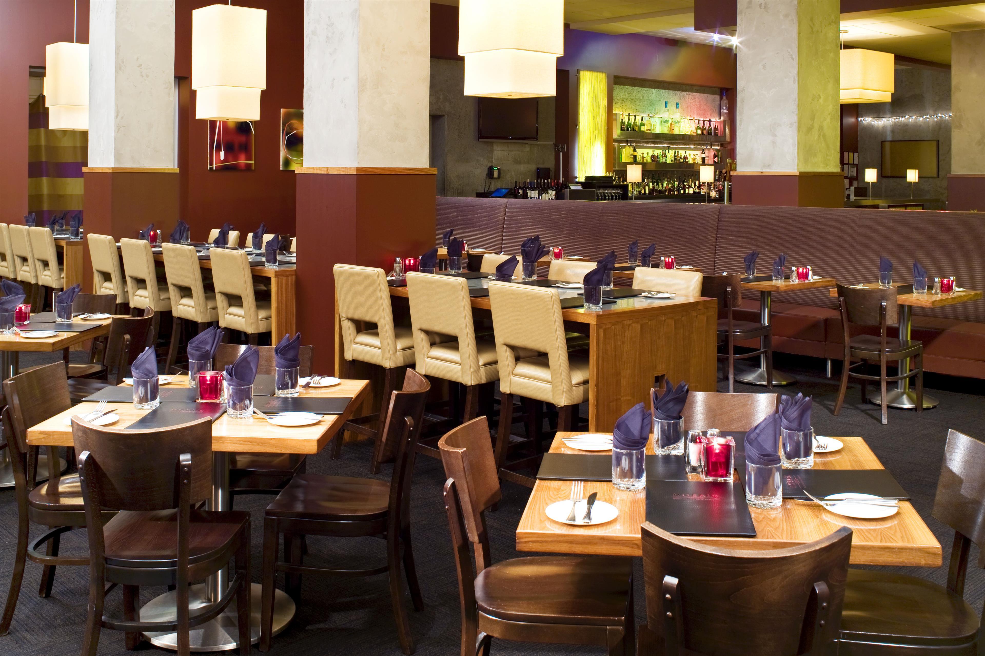 Four Points Sheraton San Jose Restaurant