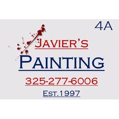 Javier's Painting