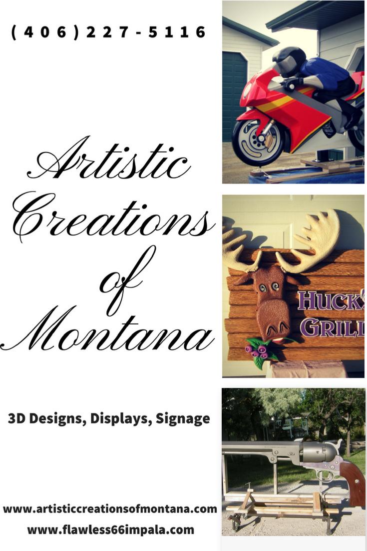 Artistic Creations Of Montana